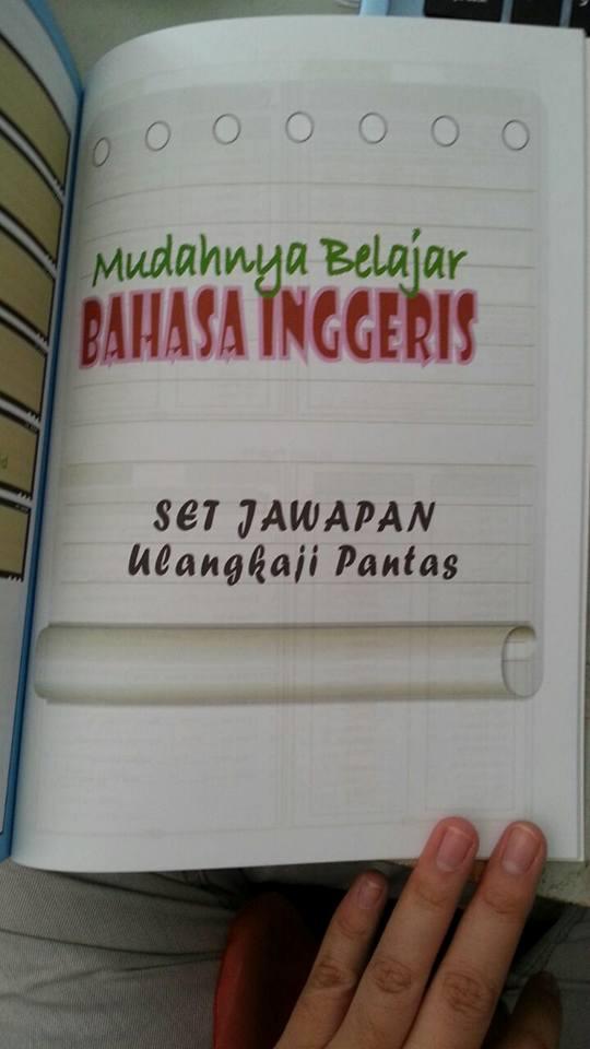 cara belajar bahasa inggeris cepat dan mudah, buku dwibahasa bm bi