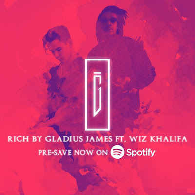 Gladius James & Wiz Khalifa – Rich