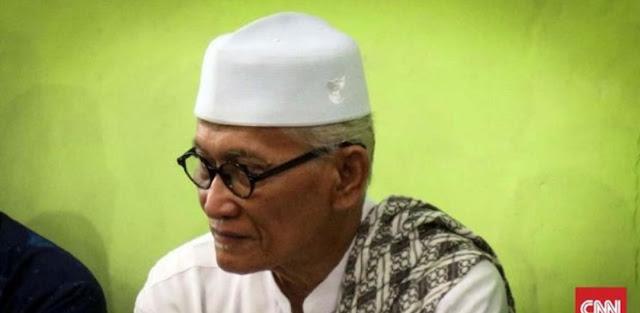 Ucapan 'NU Besar tapi Kalahan' Terbantahkan dengan Kemenangan KH Ma'ruf Amin