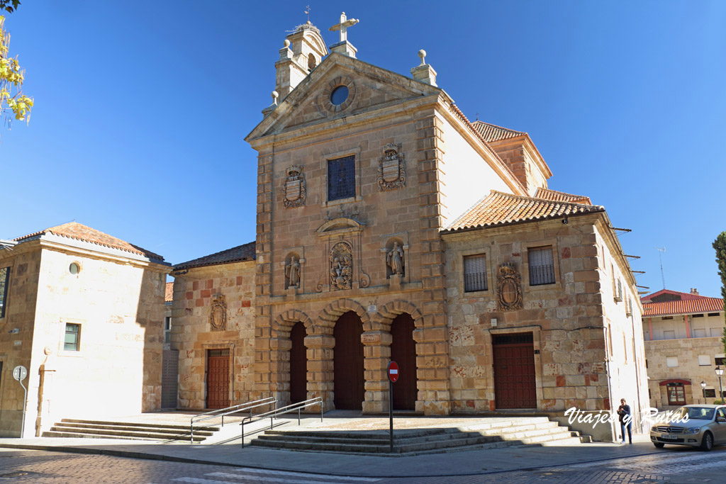 Iglesia de San Pablo de Salamanca