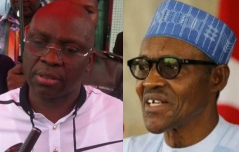 fayose run presidency buhari