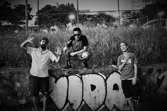 """Rap anti-fascista - Diretamente de BH, Abu, Shabê e Gusmão lançam o single """"Estamos Vivos"""""""