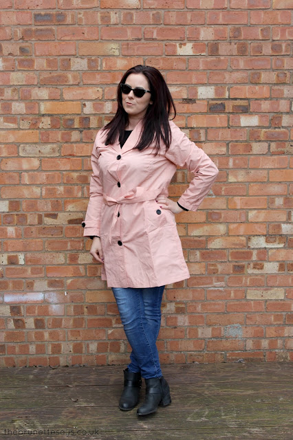 ootd, trench coat, mac, sunglasses, glasses shop