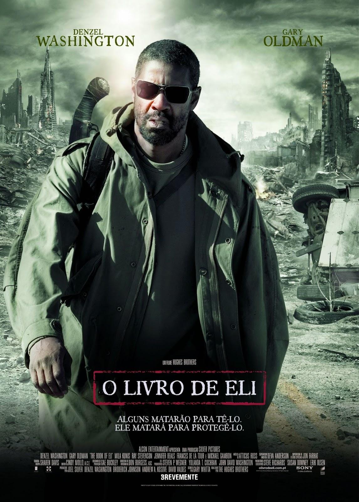 Download O Livro de Eli - Dublado