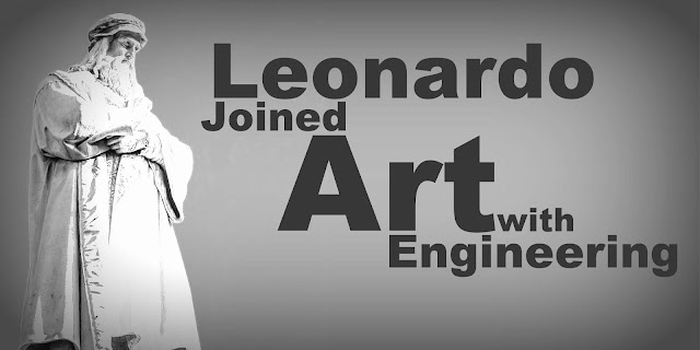 OPINION | Leonardo Joined Art with Engineering