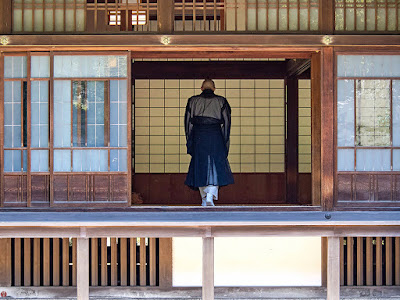 A moment of stillness: Engaku-ji