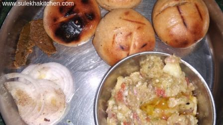 recipe of litti chokha