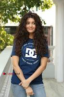 Actress Rithika Sing Latest Pos in Denim Jeans at Guru Movie Interview  0256.JPG