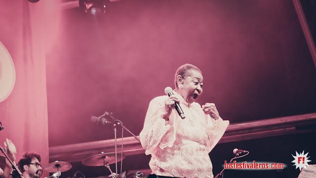 WOMAD FESTIVAL 2019, CÁCERES / Calypso Rose
