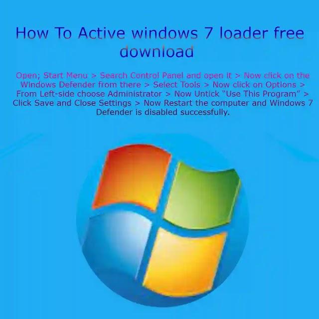 PART 1 | WINDOWS 7 LOADER | ONLINE SOLUTIONS.