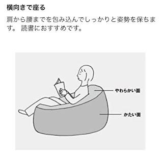 体にフィットするソファの使い方