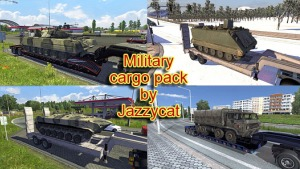 Jazzycat – Military Cargo Pack 2.4 [Fix]