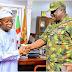 Counter Terrorism: Oyetola commends NAF over Operation Buje Ekun