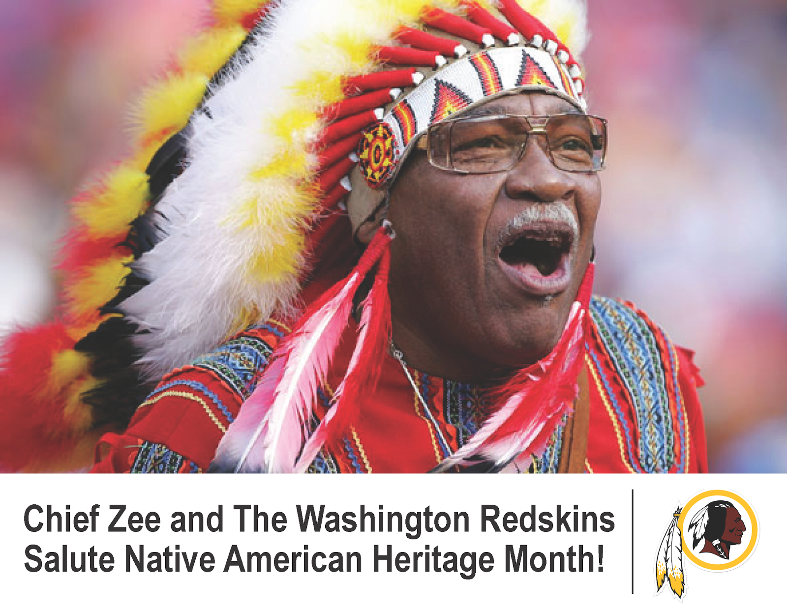 Indians: MultiCultClassics: 12262: Redskins Salute Indians
