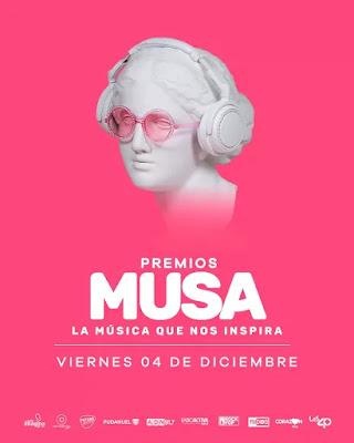 Llega la primera edición de los Premios Musa
