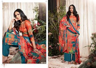 Sargam print Inayat vol 4 Lawn Suits wholesale