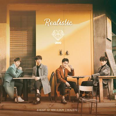 [Mini Album] B.HEART - REALISTIC (1st Mini Album) MP3