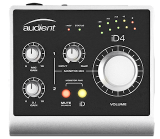 list of best soundcard for recording audio
