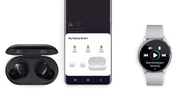 Samsung Galaxy Buds + Plus