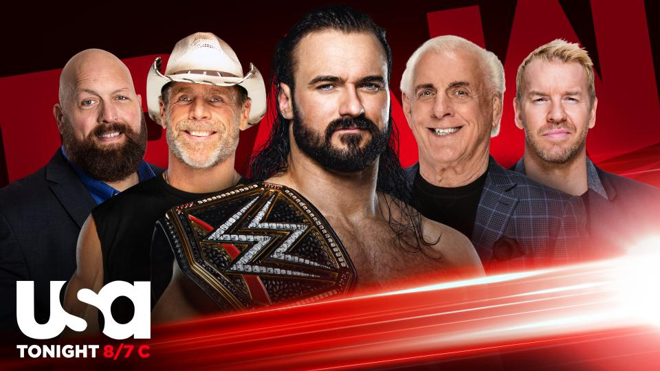 WWE RAW Results – September 28, 2020