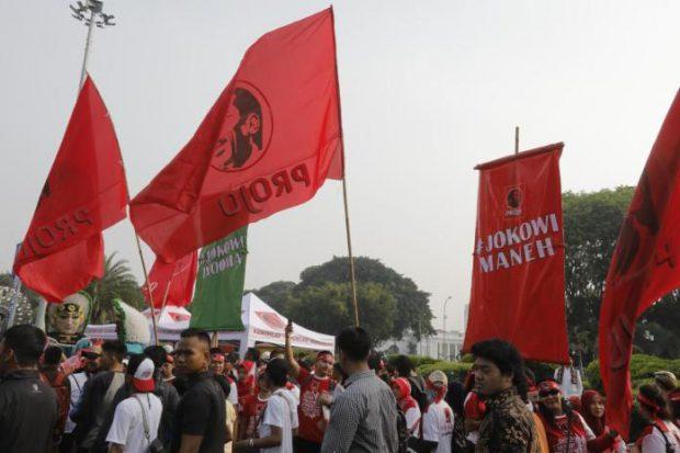 Jokowi-Maruf Curi Start, Kampanye Damai Gagal