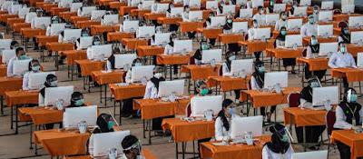 TERBARU, Mulai 2021 Pemerintah Tak Lagi Buka Pendaftaran CPNS untuk Guru