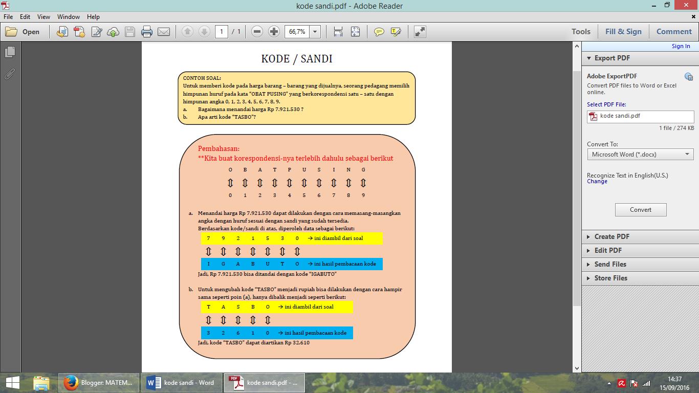 Aplikasi korespondensi satu satu matematika kita screenshot286429g ccuart Image collections