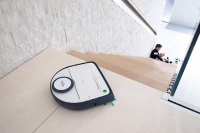 Vorwerk Kolbold VR300 Robot Vacuum Cleaner