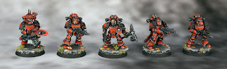 Mk. III Veteran Tactical Squad - Horus Heresy (30K) Blood Angels