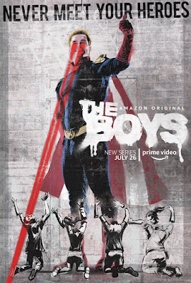 The Boys |2019| |S1| |DVD| |NTSC| |Custom HD| |Latino|