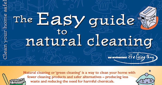 Easy Guide to Natural Cleaning