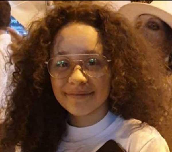 Imagen de Laura Neira, la niña de 14 años desaparecida en la Isla de La Palma