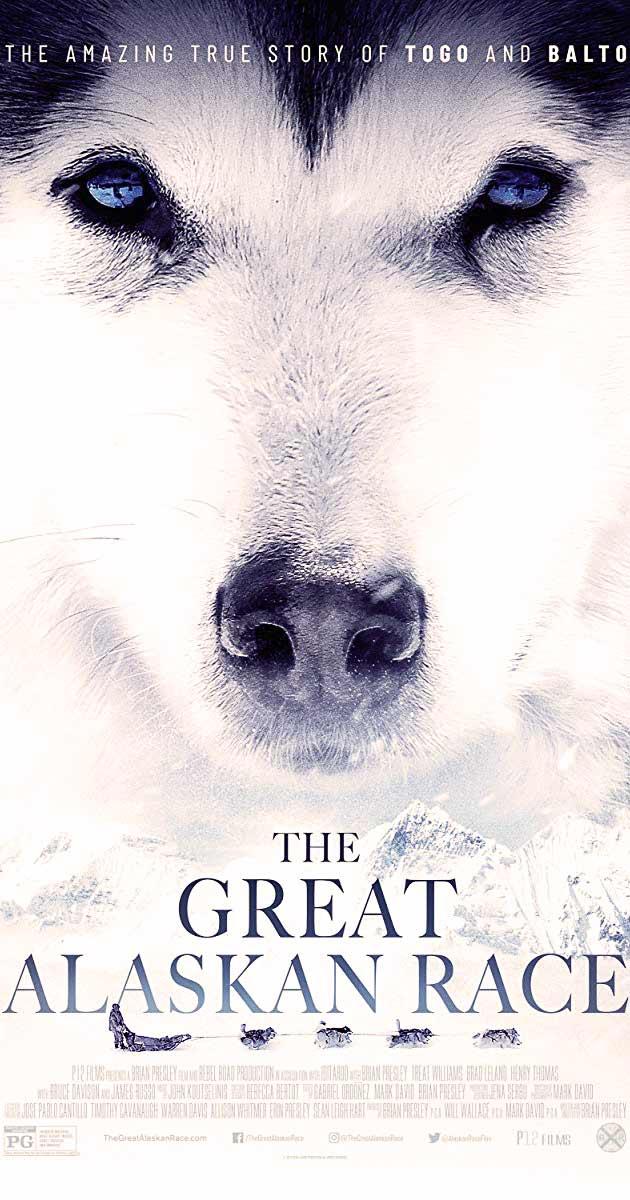 مشاهدة فيلم The Great Alaskan Race 2019 مترجم