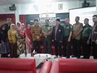 """STIH Malang Gandeng Sekolah Tinggi Hukum Militer Gelar Kuliah Tamu """"Mekanisme Peradilan Militer di Indonesia"""""""