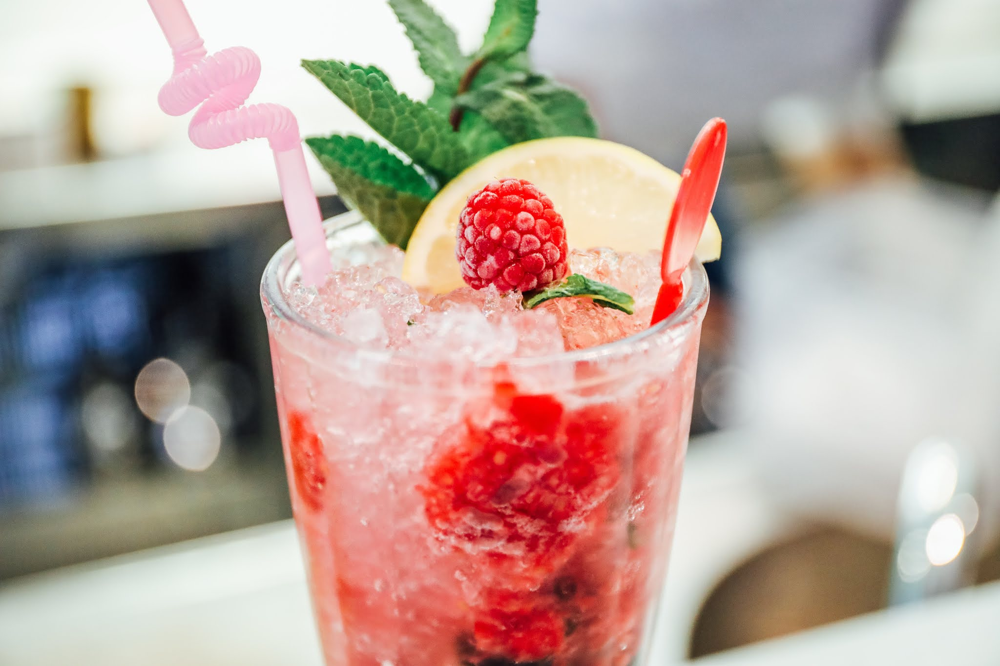 Method of action of raspberry-Shamy juice