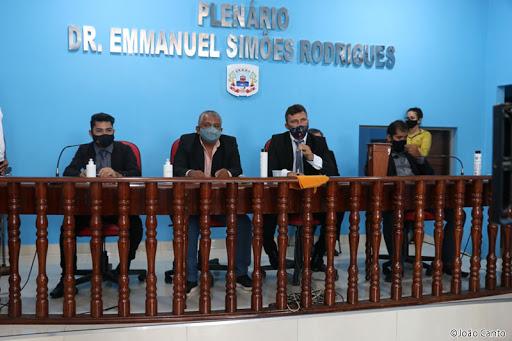 Contrato ilegal de pregoeira da Câmara de Óbidos é de 11 meses e no total de R$ 143 mil