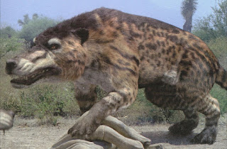 Andrewsarchus, el mayor mamífero carnívoro terrestre
