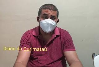 Secretário de Saúde de Baraúna testou positivo para Coronavírus