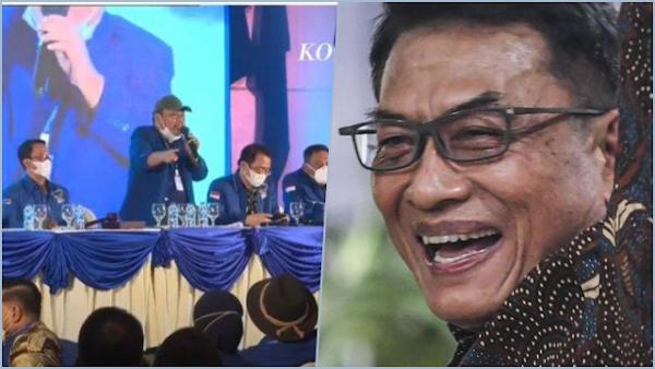 Moeldoko Jadi Ketum Demokrat Versi KLB, Jhoni Allen: Karena Hati Nurani