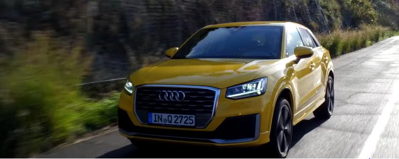 Canzone Audi pubblicità Q2 - Musica spot Dicembre 2016