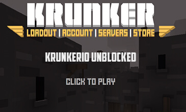 Krunkerio Unblocked Game
