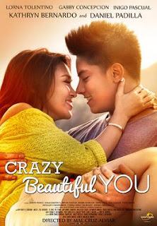 Tentang Crazy Beautiful You MNCTV