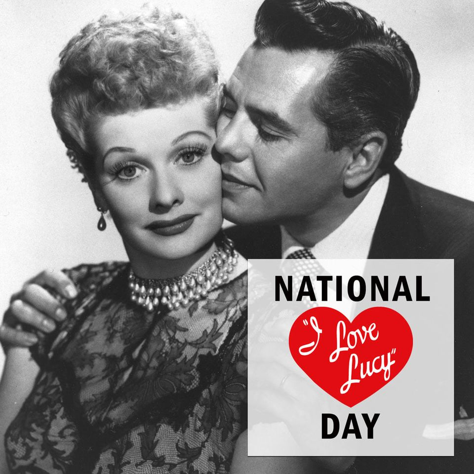 National I Love Lucy Day Wishes Awesome Picture