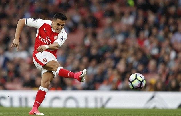 Sanchez trở thành cầu thủ hưởng lương cao nhất Arsenal
