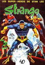 Strange n° 40