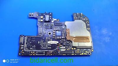 Xiomi poco m3 lcd padam light solution
