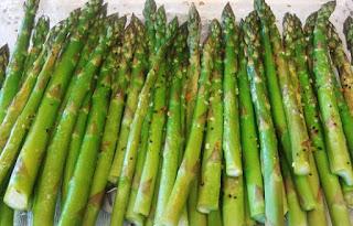 Khasiat dan Manfaat Asparagus