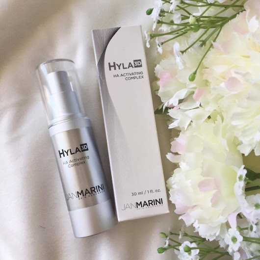 Quickie Review: Jan Marini Hyla 3D HA Activating Complex