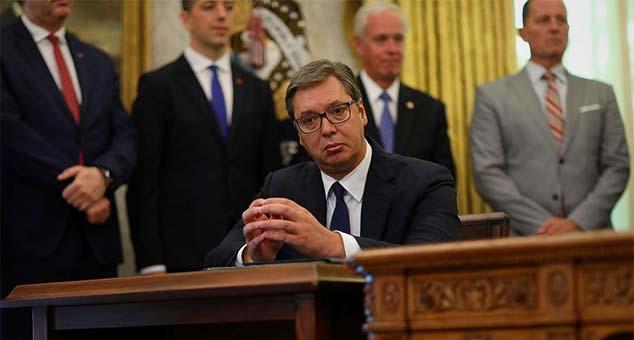 #Jovo #Vukelić #Dokument #Potpis #Vašington #Pravo #nevažeće #Kosovo #Metohija #Ambasada #Izrael