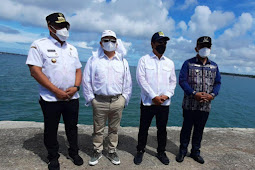 Suharso Monoarfa Nilai Saumlaki Potensial Jadi Lokasi Pasar Ikan Internasional